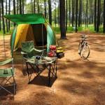 Campingtisch