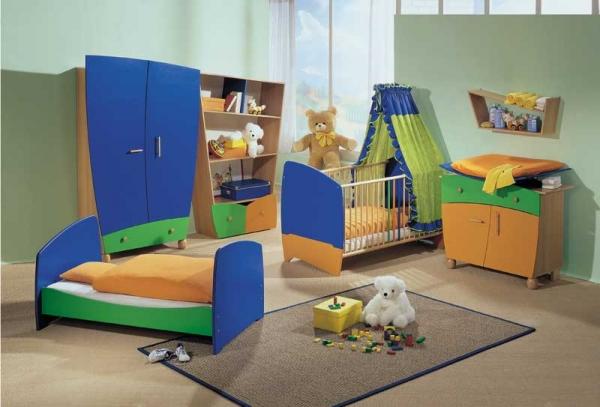 Kinderzimmer_Taube von 3D-Junior.de