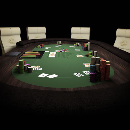 Pokertisch