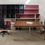 Tischplatte-Nussbaum