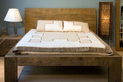 Möbel aus Treibholz