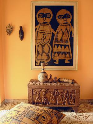 m bel und kunst harmonische kombinationen m bellexikon. Black Bedroom Furniture Sets. Home Design Ideas