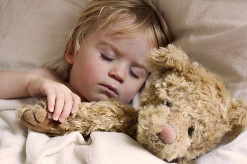 gesunder-Kinderschlaf