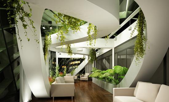 gruenes-Wohnzimmer