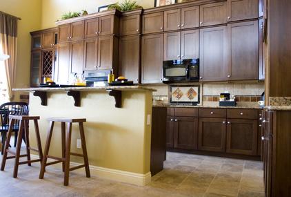 der traum von der amerikanischen k che m bel und. Black Bedroom Furniture Sets. Home Design Ideas