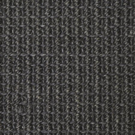 Black straw carpet macro background texture