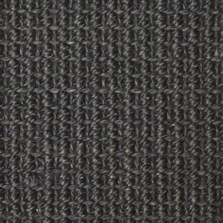 Black straw carpet macro background texture