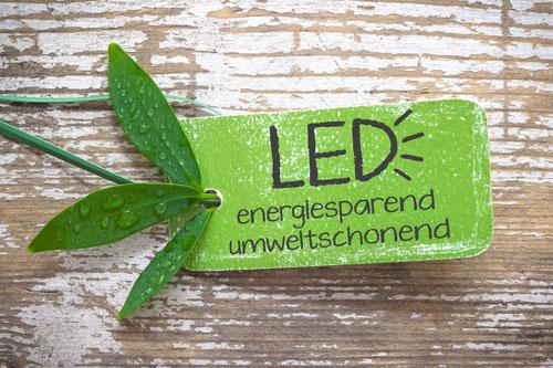led-umweltschonend