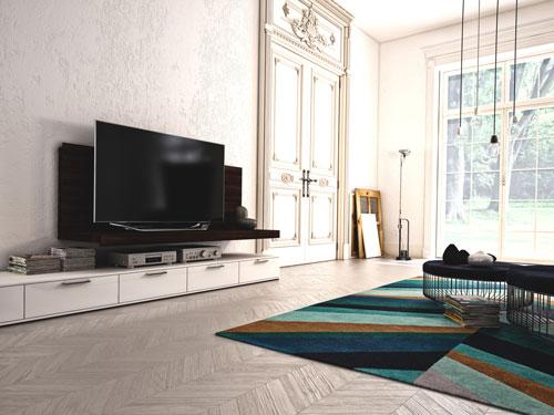 neuer fernseher f rs wohnzimmer was muss ich beachten m bellexikon. Black Bedroom Furniture Sets. Home Design Ideas